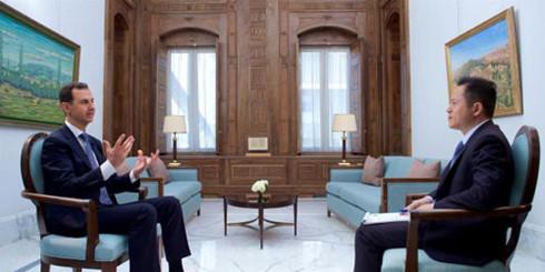 """""""Đi hay ở""""- Tổng thống Assad chỉ nghe quyết định của dân Syria"""