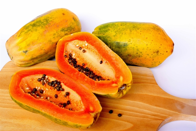5 loại thực phầm càng ăn làn da càng trắng sáng