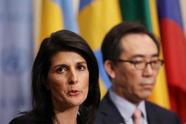 """Đại sứ Mỹ: """"Chúng ta chớ nên tin tưởng Nga"""""""
