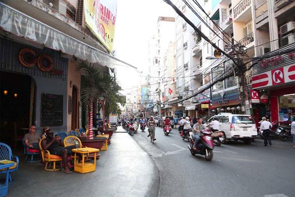 Đánh thức đêm Sài Gòn