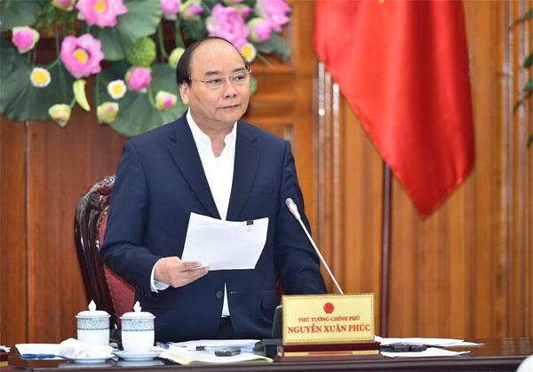 Thủ tướng: Không vì khó khăn kinh phí mà để GTVT tiếp tục là nút thắt