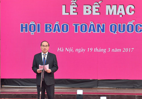 Ngày hội khẳng định sự trưởng thành của báo chí Cách mạng Việt Nam