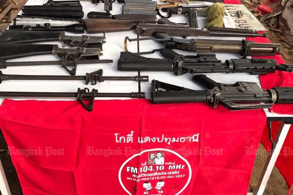 Thái Lan: Phá âm mưu ám sát Thủ tướng