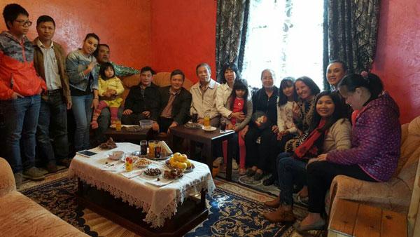 Ấn tượng về chuyến thăm gia đình gốc Việt tại Algérie