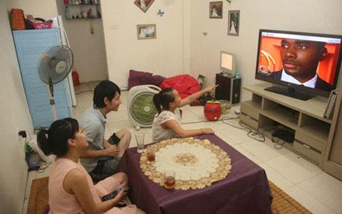Gần nửa dân số Việt Nam xem truyền hình kỹ thuật số mặt đất