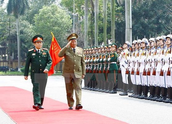 Thúc đẩy hợp tác song phương giữa quân đội Việt Nam-Cuba