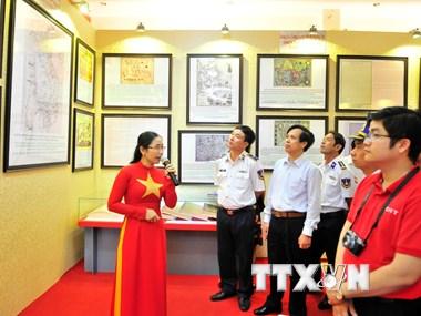 Trưng bày tư liệu về Hoàng Sa, Trường Sa tại huyện đảo Bạch Long Vỹ
