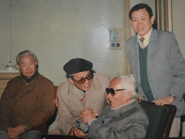 Nhớ thương PGS Nguyễn Thạch Giang – Nhà nghiên cứu Hán Nôm xuất sắc