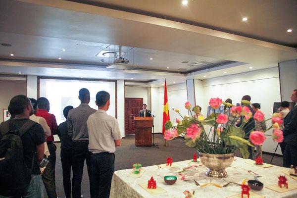 """Triển lãm ảnh """"Làng nghề truyền thống Việt Nam"""" tại Mozambique"""