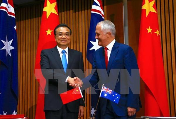Chính phủ Australia rút lại Hiệp định dẫn độ với Trung Quốc