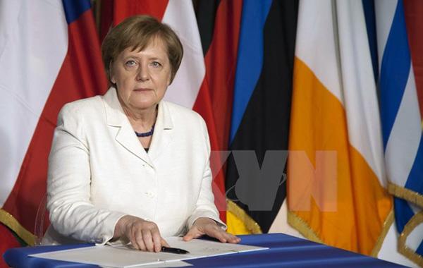 Thủ tướng Đức bày tỏ lập trường cứng rắn đối với vấn đề Brexit