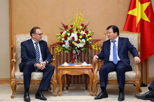 Thúc đẩy hợp tác thương mại-đầu tư Việt Nam-Belarus