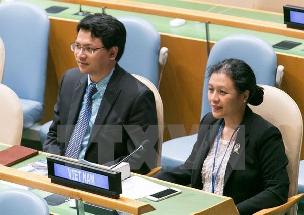 Việt Nam kêu gọi các quốc gia thực hiện cam kết giải trừ hạt nhân