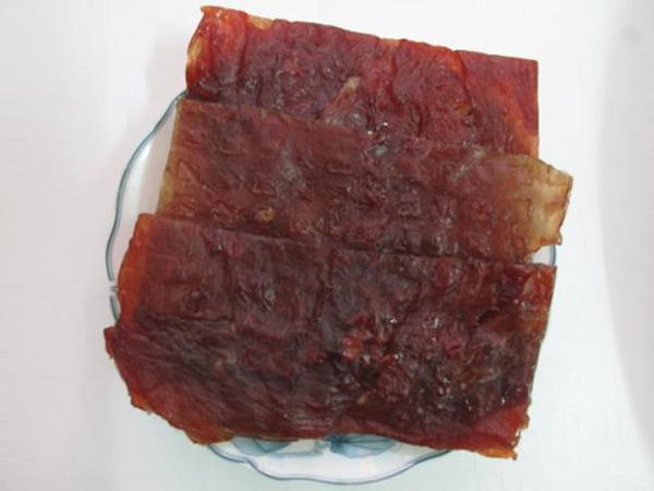 Thử biến tấu với thịt sấy Sóc Trăng