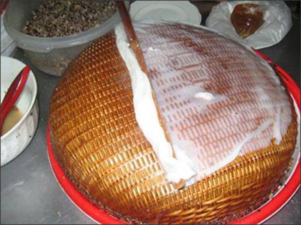 Bánh mướt - món ngon xứ Nghệ