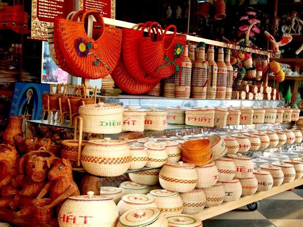 Nghề dệt cói Kim Sơn