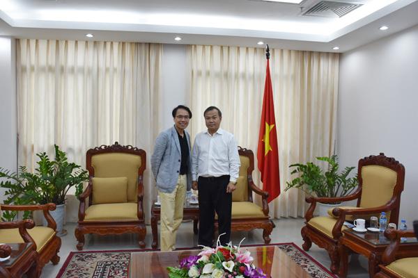 Đạo diễn kiều bào Lê Lâm mong muốn xây nhà lưu niệm về lính thợ