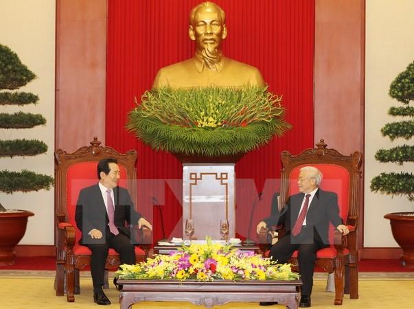 """""""Mối quan hệ Việt Nam-Hàn Quốc hiếm có trong quan hệ quốc tế"""""""