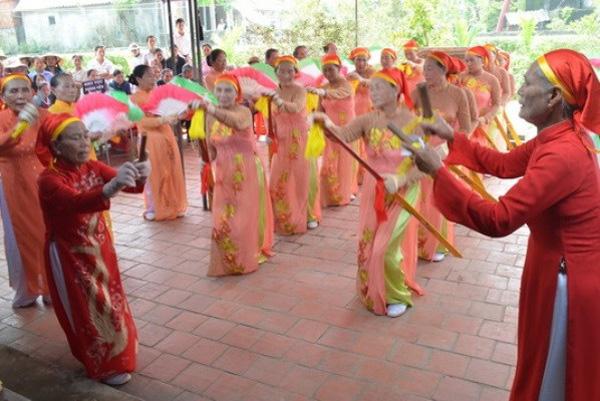 Hò khoan Lệ Thủy được công nhận là di sản văn hóa quốc gia