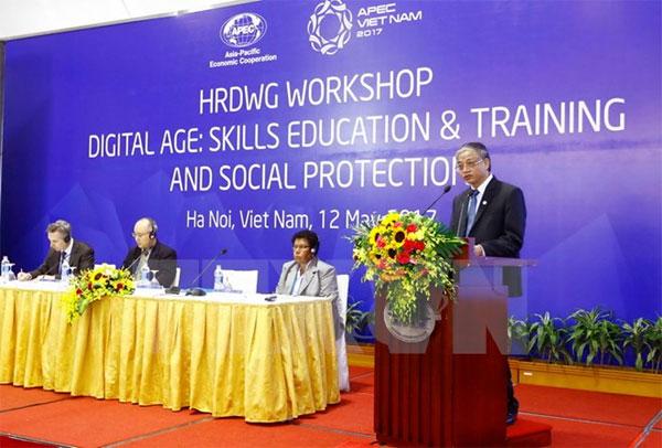 APEC thảo luận tác động của công nghiệp 4.0 với thị trường lao động