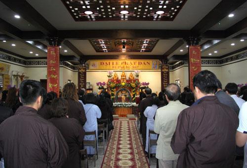 Đại lễ Phật Đản tại Ba Lan