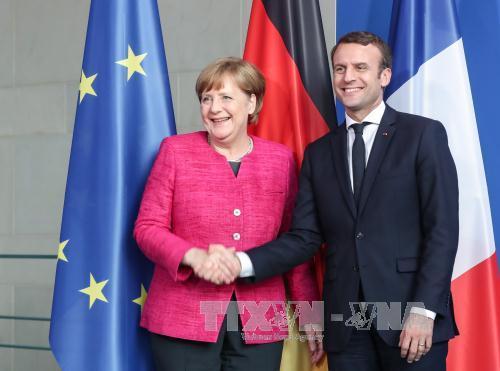 Pháp, Đức thống nhất cải tổ Ngôi nhà chung châu Âu