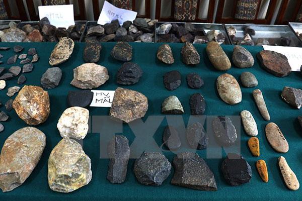 Khai quật khảo cổ học di chỉ tiền sử hang Pắc Tà ở Hà Giang