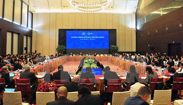 Khai mạc Hội nghị lần thứ hai các quan chức cao cấp APEC