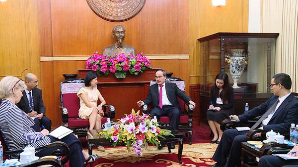 Canada tiếp tục hỗ trợ Việt Nam ứng phó với biến đổi khí hậu, an ninh lương thực