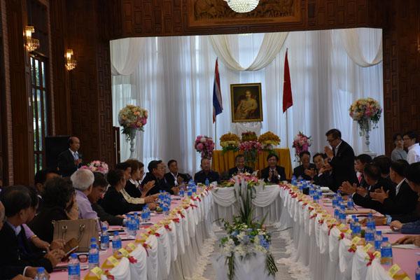 Chặng đường phát triển tự hào của  cộng đồng người Việt Nam tại Thái Lan