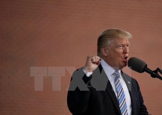 Tổng thống Mỹ Donald Trump chỉ trích vụ điều tra liên quan tới Nga