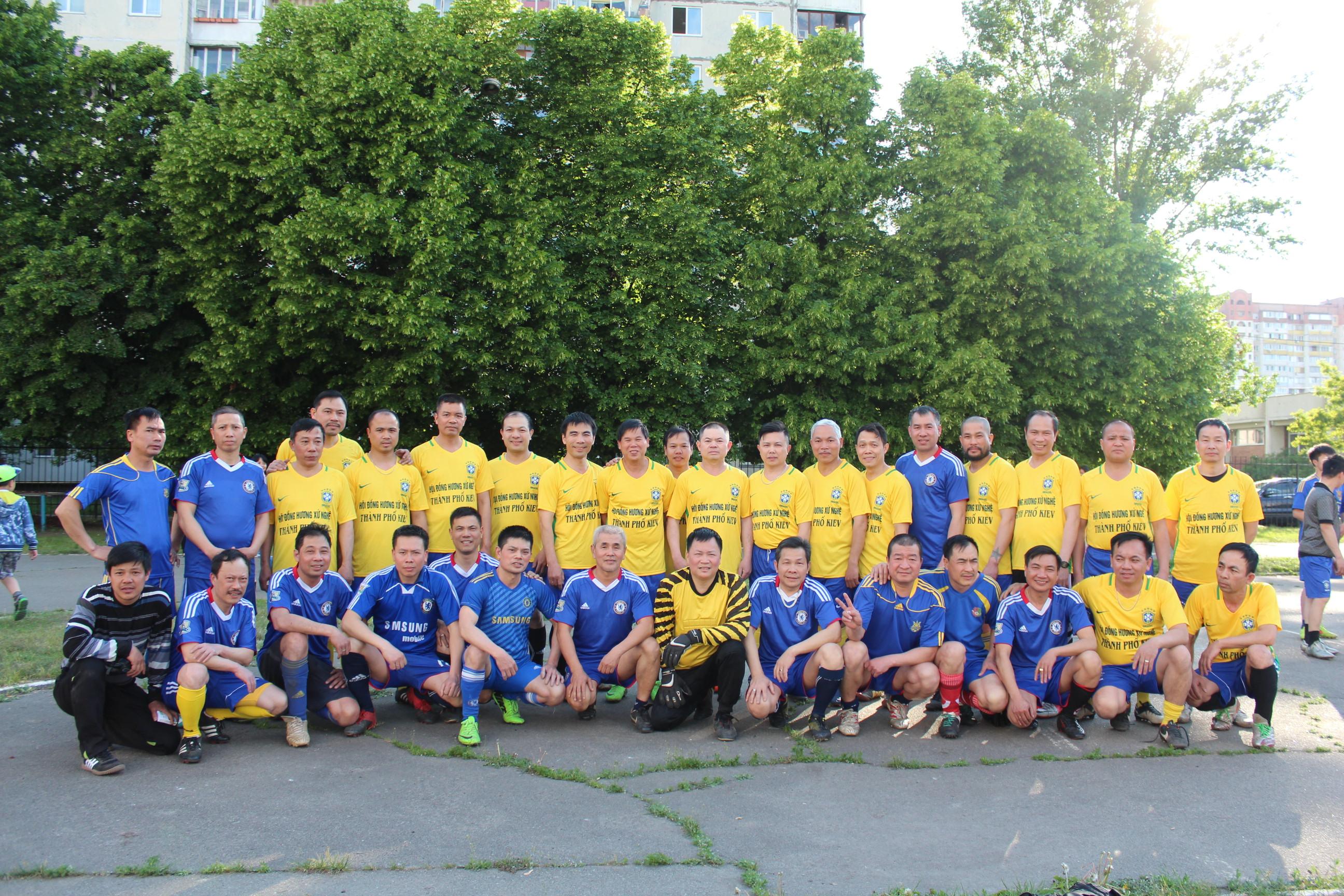 Ngày hội trồng cây kỷ niệm 127 năm ngày sinh Bác Hồ tại Ucraina