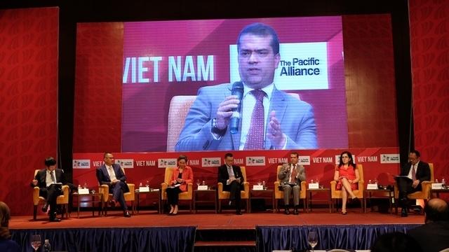 Việt Nam tăng cường hợp tác với Liên minh Thái Bình Dương