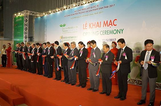 Entech mở ra triển vọng hợp tác mới giữa Việt Nam và Hàn Quốc