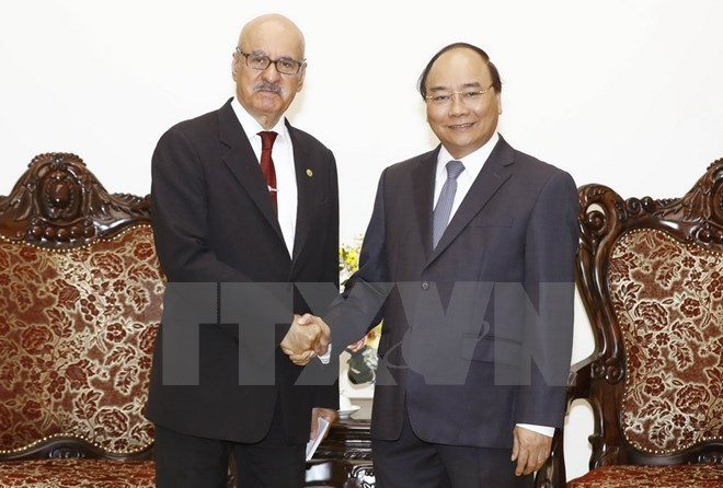Thủ tướng tiếp Tổng Giám đốc Quỹ phát triển quốc tế của OPEC