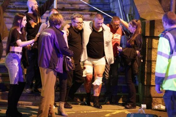 Anh: Ít nhất 20 người chết trong buổi biểu diễn của Ariana Grande