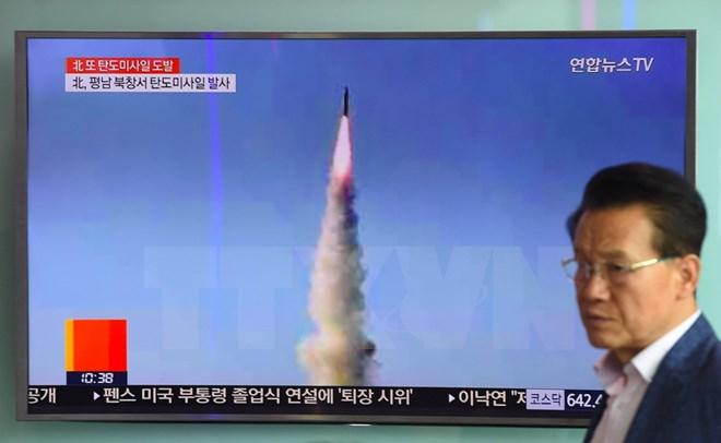 Trung, Nhật bất đồng về cách kiềm chế hạt nhân của Triều Tiên