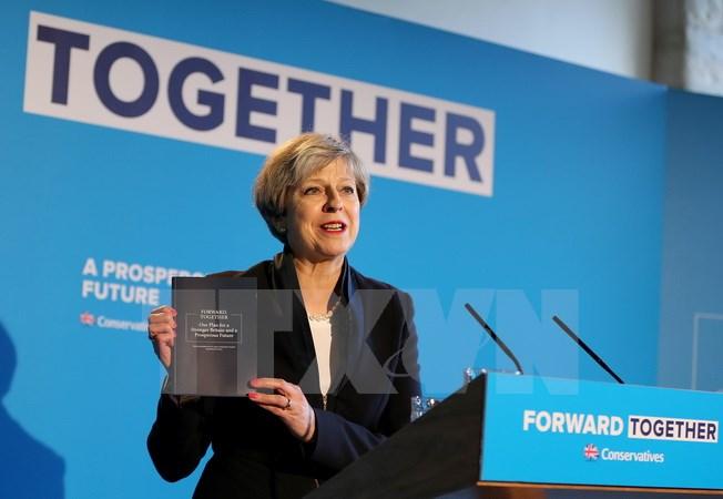 An ninh là trọng tâm của các chiến dịch vận động tranh cử ở Anh