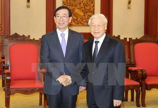 Hàn Quốc luôn dành ưu tiên cho quan hệ hợp tác với Việt Nam