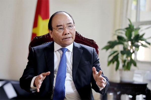 Thủ tướng trả lời phỏng vấn Bloomberg về kinh tế Việt Nam