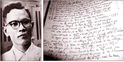 Chữ viết tay của nhà văn - hình bóng thời đại đã mất?