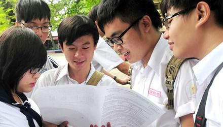 Khoảng 60% câu hỏi thi Trung học phổ thông ở mức cơ bản