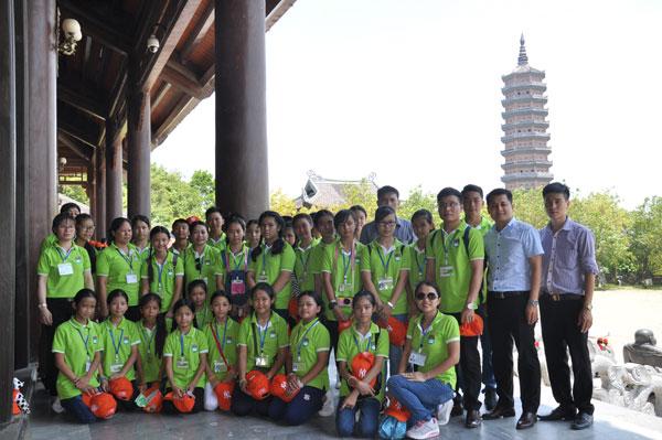 Dấu ấn của mảnh đất Ninh Bình với các em thiếu nhi kiều bào tại Lào