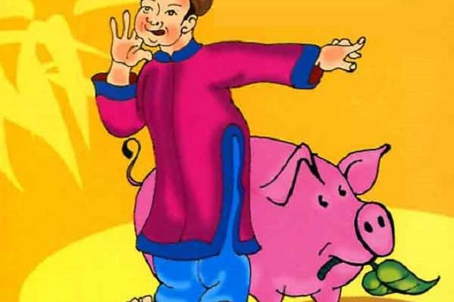 Trạng lợn xem bói