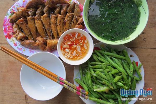 Cá bống đầm Phú Khê