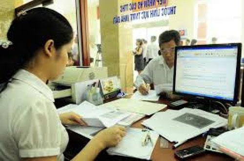 Sửa đổi quy định liên quan đến cải cách thủ tục hành chính
