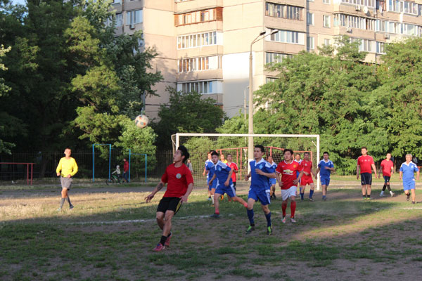Giải bóng đá Cộng đồng người Việt tại Kiev, Ucraina