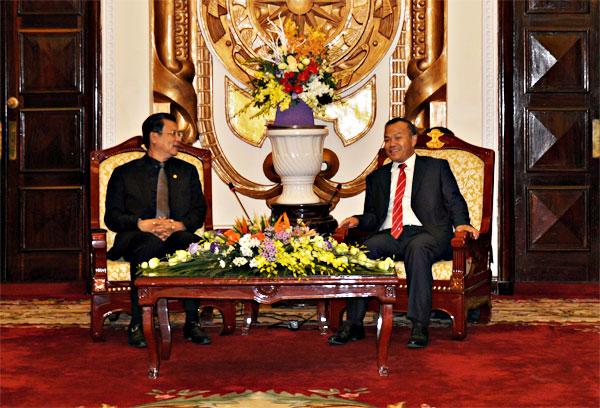 Tăng cường tiếp xúc thương mại giữa doanh nghiệp tỉnh Udon Thani (Thái Lan) với Việt Nam