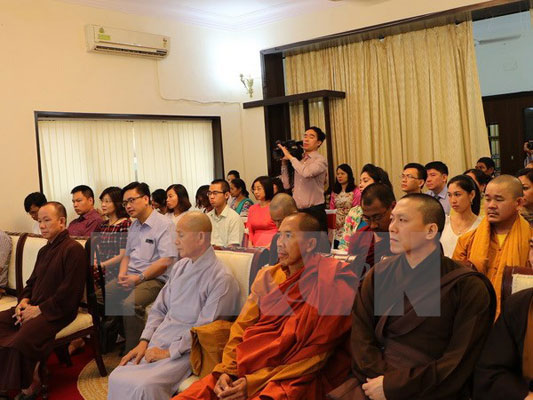Đại hội thành lập Tổng hội người Việt Nam tại Ấn Độ và Nepal