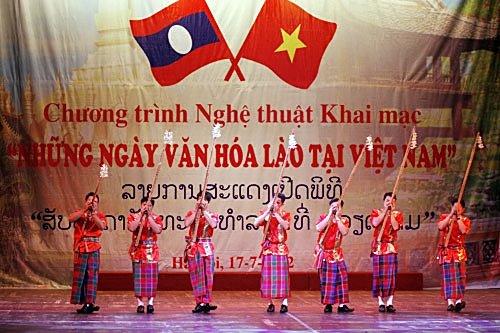 Người Việt Nam tại tỉnh Sekong (Lào) tổ chức Đại hội
